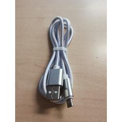Kabel MicroUSB 1m kvalitní...