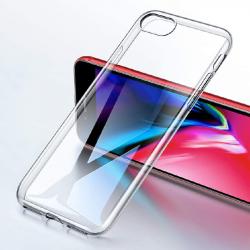 Apple iPhone SE CLEAR TPU case